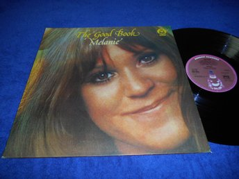 Melanie - The Good Book (LP) UK 75 NM/VG++