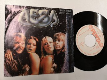 ABBA - The Name Of THe Game/ I Wonder - HUN -77