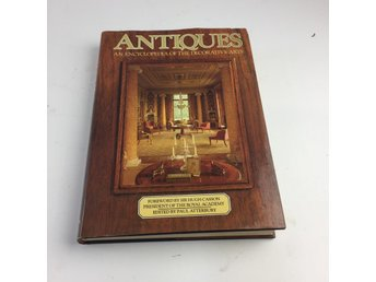 Bok, Antiques, Paul Atterbury, Inbunden, ISBN: 0861368517, 1979