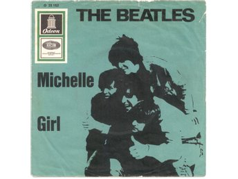 "BEATLES - Michelle  7"" Singel  Tyskland"