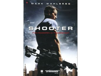 Shooter (Mark Wahlberg) DVD