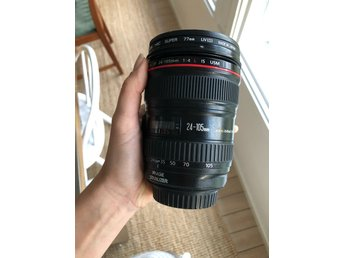 Canon EF 24-105 mm f/4.0
