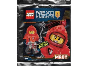 Lego - Figurer Nexo Knights Macy 271720Limited Edition FP