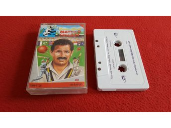 MATCH CRICKET till Commodore 64 C64