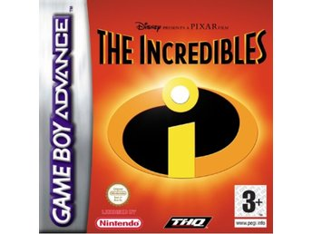 The Incredibles - Gameboy Advance