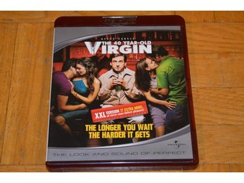 The 40 Year Old Virgin HD DVD