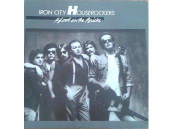 Iron City Houserockers titel* Blood On The Bricks* Hard Rock, Pop Rock US LP - Hägersten - Iron City Houserockers titel* Blood On The Bricks* Hard Rock, Pop Rock US LP - Hägersten