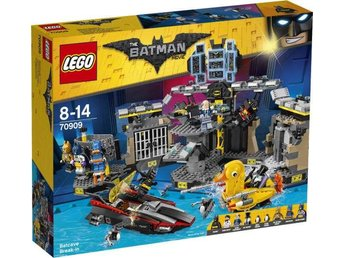 LEGO Batman Movie - Inbrott i Batgrottan 70909