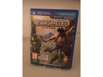 Uncharted Golden Abyss  - Komplett - Fint skick - PS Vita