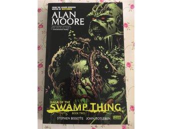 Swamp Thing TPB vol. 2 Alan Moore - Gyttorp - Swamp Thing TPB vol. 2 Alan Moore - Gyttorp