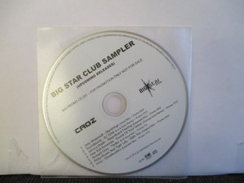 BIG STAR - CLUB SAMPLER