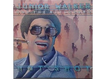 Junior Walker And The All-Stars title*  Hot Shot* Soul US LP