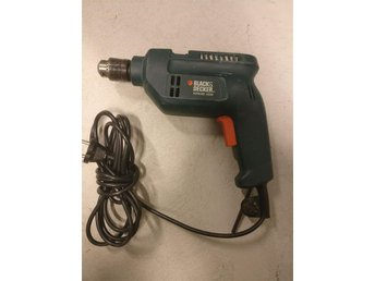 Black&Decker Borrmaskin 450W