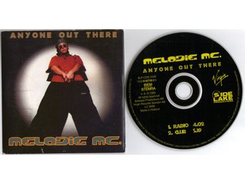 MELODIE MC - Anyone Out There CD Singel