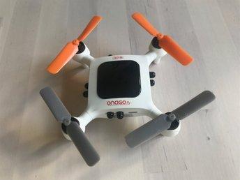 """Drone med """"följ mig"""" funktionen. Alla tillbehör inklud.! - Stockholm - Drone med """"följ mig"""" funktionen. Alla tillbehör inklud.! - Stockholm"""