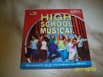 Disney - High School Musical(Ljudbok)