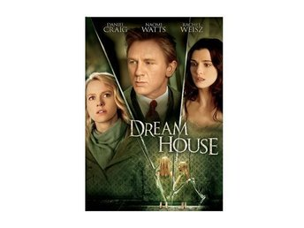 DREAM HOUSE DVD - Jonsred - DREAM HOUSE DVD - Jonsred
