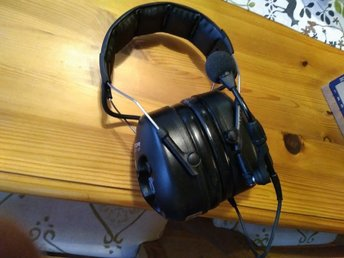 Peltor WS Headset XP FRI FRAKT