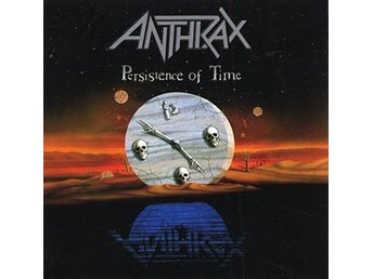 Anthrax: Persistance of time 1990 (CD)
