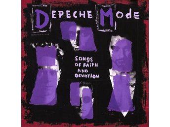 Depeche Mode: Songs of faith and devotion 1993 (CD)