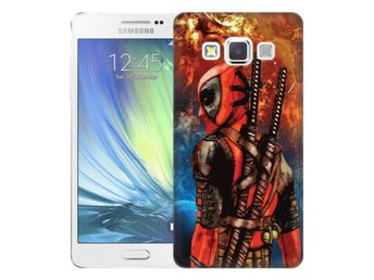 Samsung Galaxy A5 (2015) Skal Deadpool Space