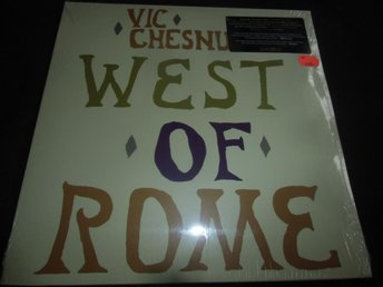 Vic Chesnutt - West of Rome (1992) - 2LP - RSD 2017 - Ny