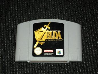 N64 Zelda Ocarina of Time