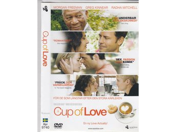 A Cup of Love 2007 DVD (Plastficka)