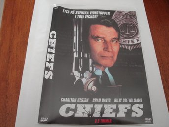 DVD-CHIEFS *Charlton Heston*