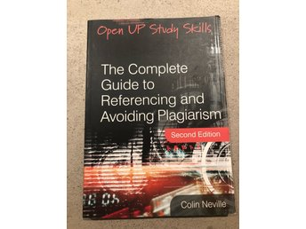 The Complete guide to referencing and avoiding plagiarism ISBN: 978-033524103-3