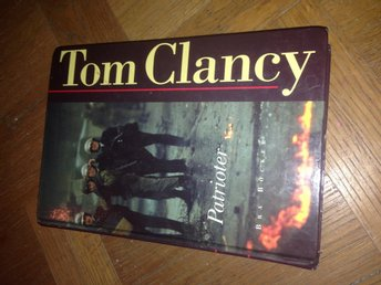 TOM CLANCY Patrioter INB