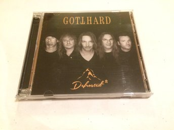 GOTTHARD Defrosted 2 2-CD 2018 Import
