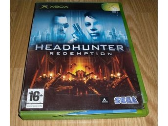 Xbox: Headhunter Redemption