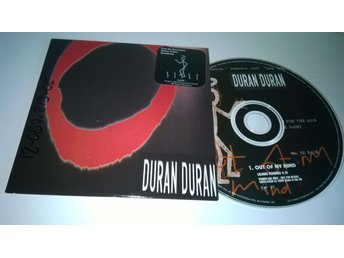 Duran Duran - Out of my mind, single CD, promo