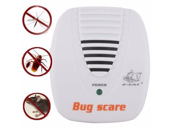 Ultrasonic Mouse Mosquito Rat Pest Control Repeller