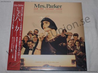 MRS PARKER - AND THE VICIOUS CIRCLE JAPAN LD
