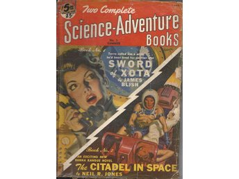 SCIENCE  ADVENTURE BOOKS
