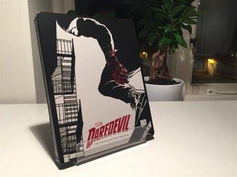 Marvel Daredevil Säsong 1 Zavvi Limited Edition SteelBook (OOP/OOS) - Malmö - Marvel Daredevil Säsong 1 Zavvi Limited Edition SteelBook (OOP/OOS) - Malmö