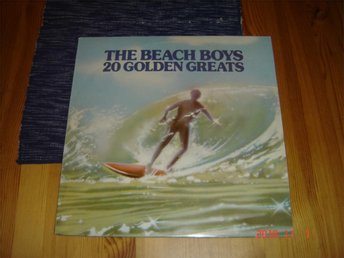 Beach Boys - 20 Golden greats