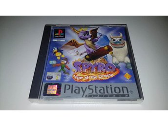 Spyro 3 Year of the dragon - PS1 Komplett