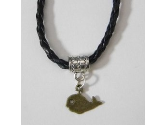 Val halsband / Whale necklace