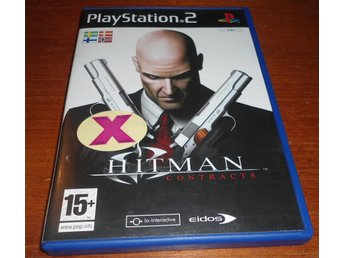 Hitman Contracts - PS2 / Playstation 2