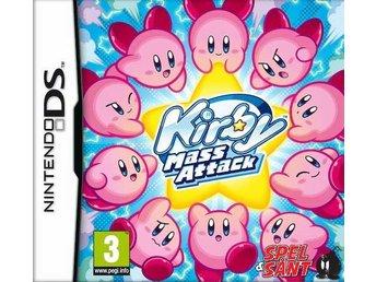 Kirby Mass Attack - Norrtälje - Kirby Mass Attack - Norrtälje