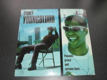 LP -Sydney Youngblood ‎– Passion, Grace And Serious Bass