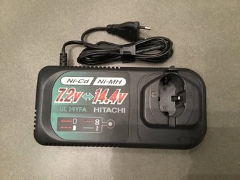 Hitachi  7,2-14,4V Batteriladdare