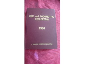 Car and locomotive cyclopedia 1966