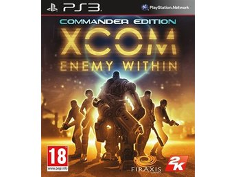XCOM Enemy Within - Playstation 3