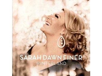 sarah dawn finer julskiva duett