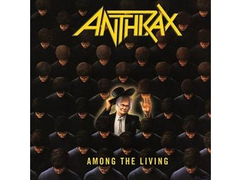 Anthrax: Among the living 1987 (CD)