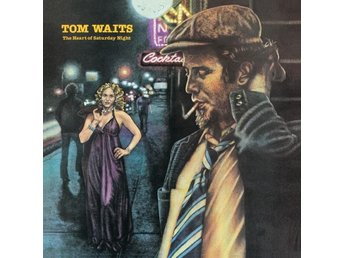Waits Tom: The heart of saturday night (Rem) (Vinyl LP + Download)
